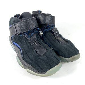Nike Air Penny 4 IV Orlando Magic Shoes Sz 9.5